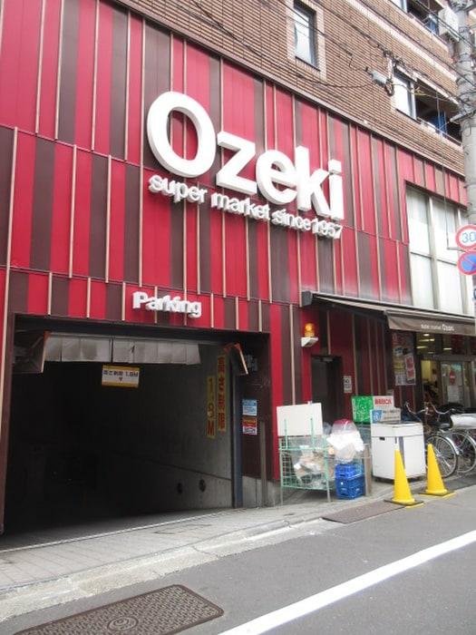 オオゼキ(スーパー)まで451m