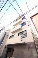 CASA PIAZZA浅草駒形の外観