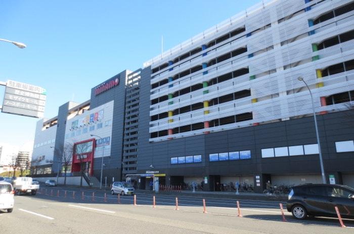 minamo(ショッピングセンター/アウトレットモール)まで831m