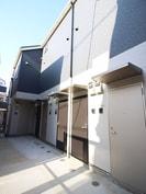 オーガスタコート板橋本町の外観