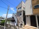 ピュアハウス高島台1番館の外観