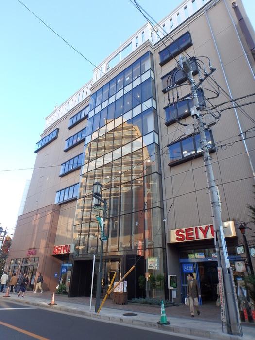 西友(スーパー)まで464m