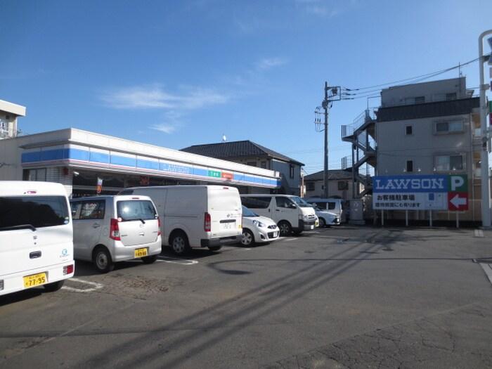 ローソン港北鳥山町店(コンビニ)まで40m