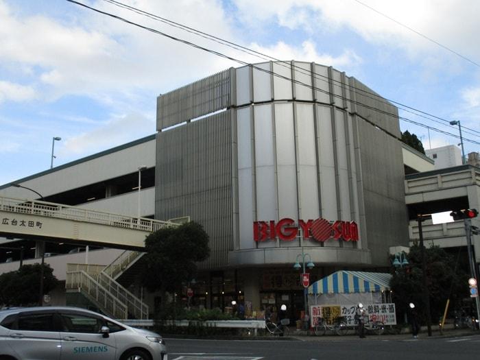 ビッグヨーサン 東神奈川店(スーパー)まで697m