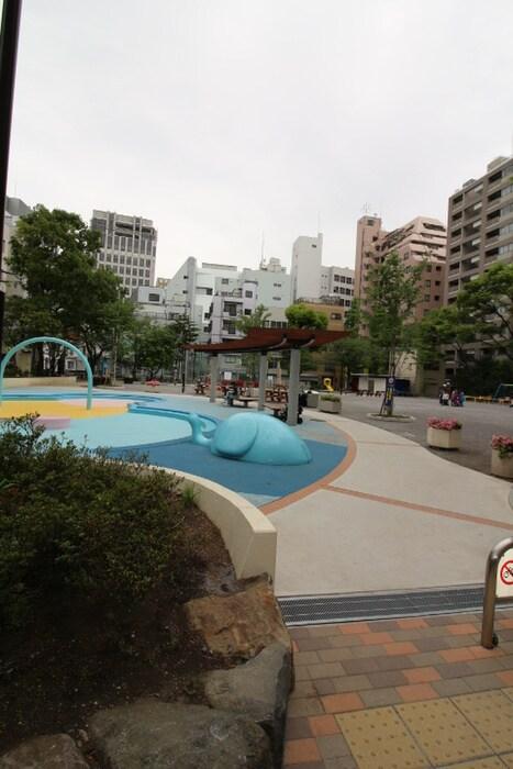 越前堀児童公園(公園)まで180m