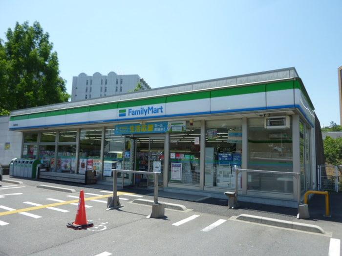 ファミリーマート飯能阿須店(コンビニ)まで1100m