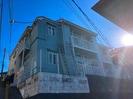 アップルハウス井土ヶ谷寮の外観
