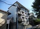 野村マンションEast棟の外観