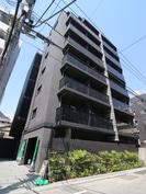 ザ・パークハビオ神楽坂香月の外観