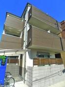 senju appartementの外観