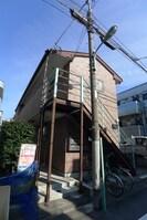 インサイド・ヴィレッジ壱番館の外観