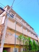 プルミエール三軒茶屋の外観