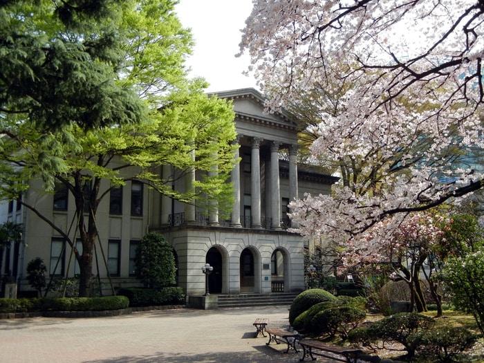 青山学院大学青山キャンパス(大学/短大/専門学校)まで554m