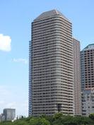 リバーポイントタワー(3501)の外観