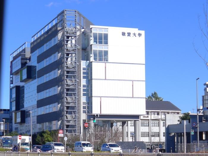 敬愛大学(大学/短大/専門学校)まで960m
