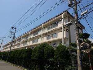 桃山コーポ1号棟