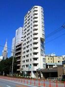 ニュ-シティアパ-トメント千駄ケ谷Ⅱの外観