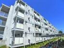 ビレッジハウス江戸川台4号棟の外観