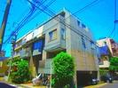 グランシャリオ西新宿の外観