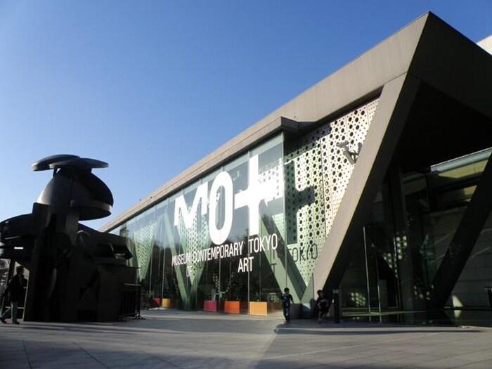 東京都現代美術館(美術館/博物館)まで375m