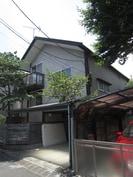 山田邸の外観