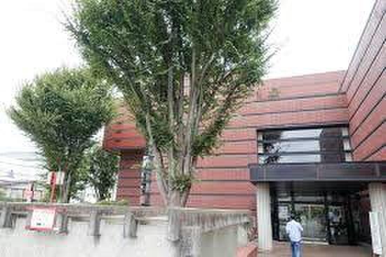 川越市立中央図書館(図書館)まで550m