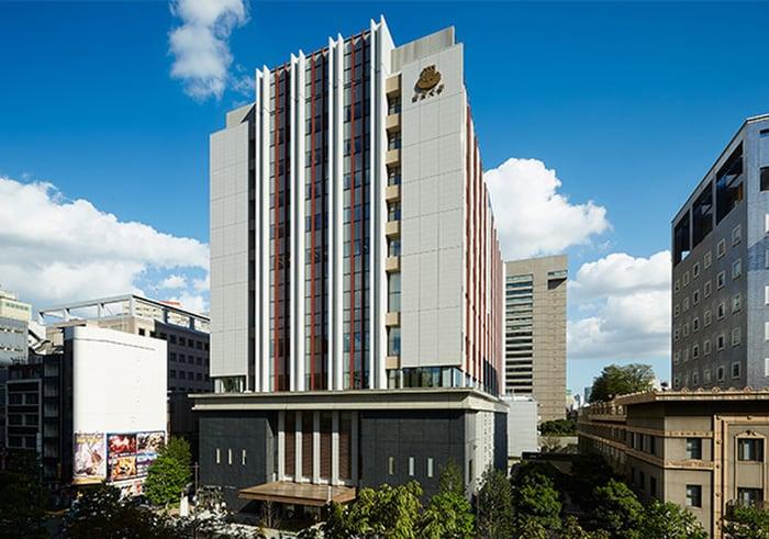 日本大学病院(病院)まで649m