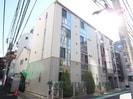 リベルタ東新宿の外観