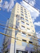 Refuge Haruru Towerの外観