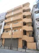橋本龍生堂ビルの外観