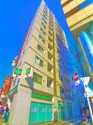 コンフォリア上野広小路の外観