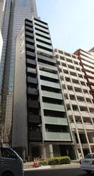 アジールコート新宿の外観