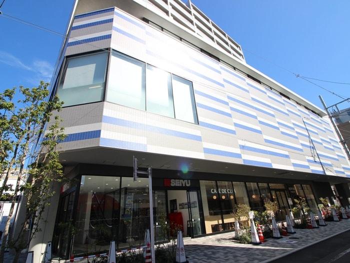 西友 東長崎店(スーパー)まで469m