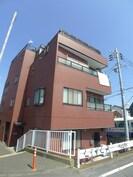 ヨコヤマ ビルの外観