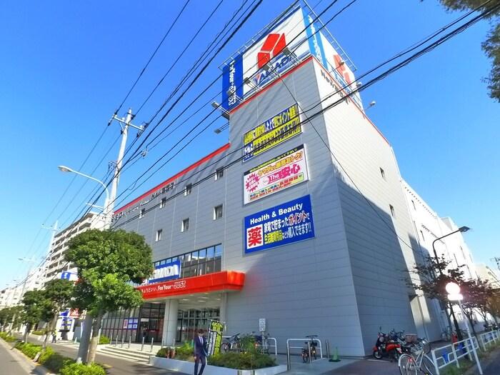 ヤマダ電機テックランドNew葛西店(電気量販店/ホームセンター)まで524m