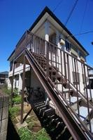 吉井荘の外観