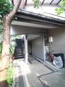 ヤマシタハウスの外観