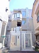トレスコート目黒本町の外観