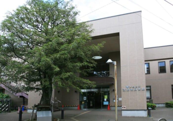 洗足池図書館(図書館)まで336m