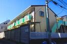 メゾンドルミエ-ルA棟の外観