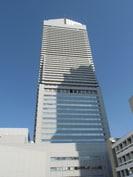 大阪ベイタワーレジデンスの外観