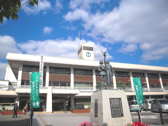 寝屋川市役所(役所)まで999m