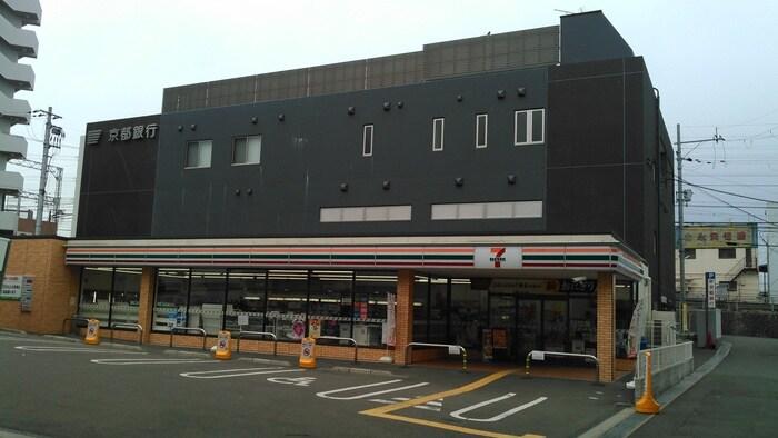 セブンイレブン枚方牧野阪2丁目(コンビニ)まで531m