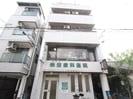 下新庄駅前ビルの外観