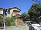 平野1長谷川貸家の外観