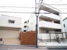 フジパレス岩田町Ⅱ番館の外観