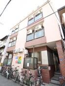 JPアパートメント大阪谷町の外観