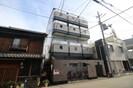 CITY PALACE21 北田辺の外観