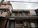 上野芝向ヶ丘町二丁テラスハウスの外観