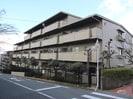朝日プラザ生駒西二番館C棟(606)の外観